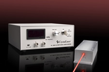 Compact Q-switched pulsed laser