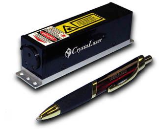 Compact Violet Blue Laser